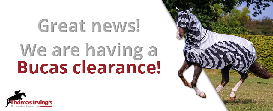View all Bucas Clearance products